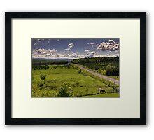 Countryside 2 Framed Print