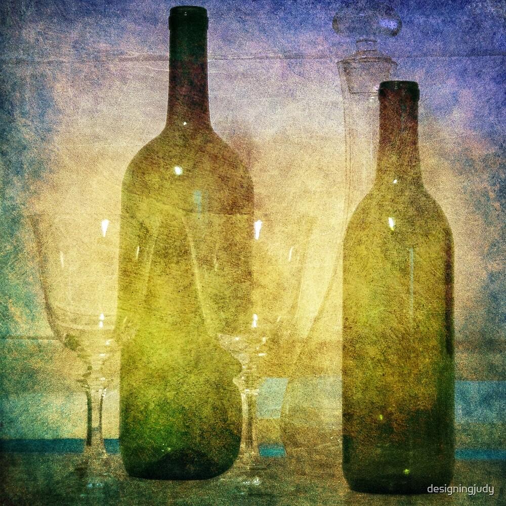 Divine Wine by designingjudy