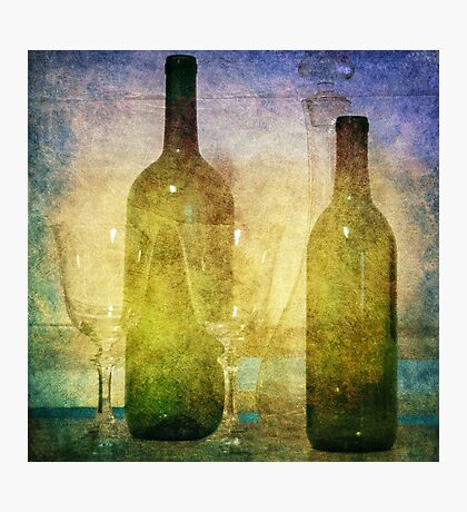 Divine Wine Photographic Print