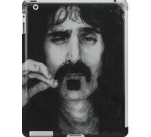 Frank Zappa iPad Case/Skin