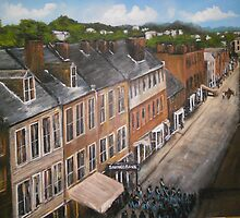 The Occupation of Norfolk, Virginia by Union Troops 1865 by Jsimone