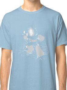Ice Man Splattery Design Classic T-Shirt