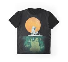 Gone Fishing Graphic T-Shirt