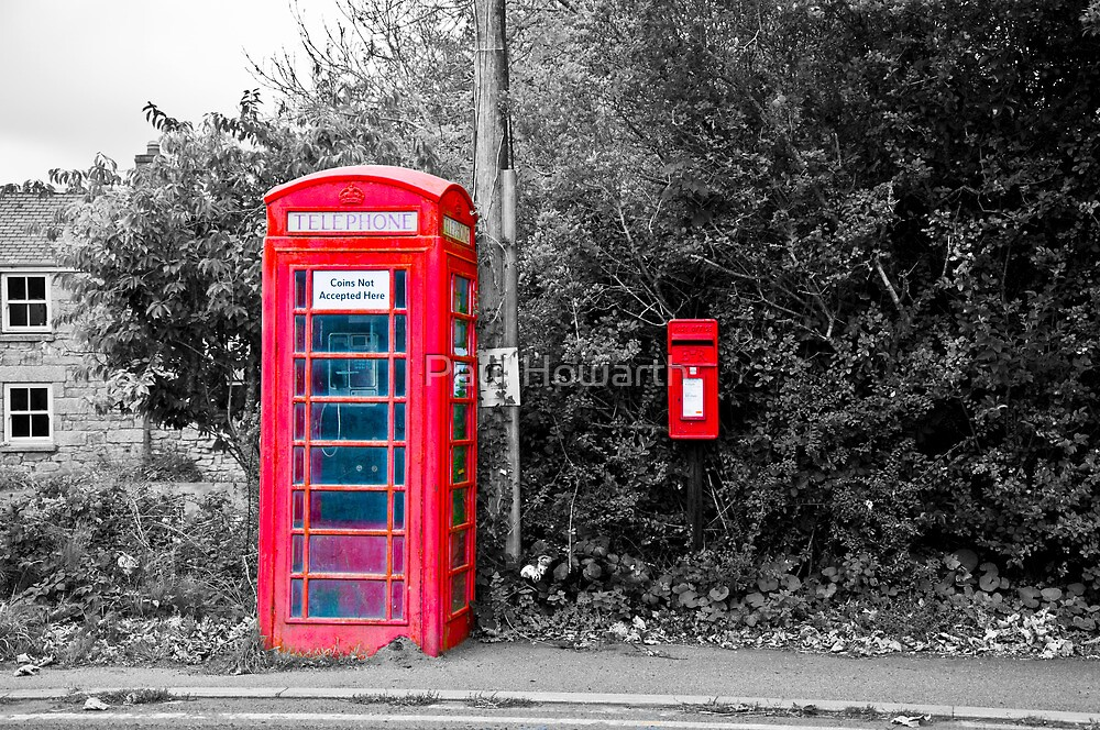 The Phonebox by Paul Howarth