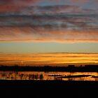 A Colorado Sunrise by Shilohlin Pfeiffer