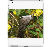 NATURE BIRDLIFE iPad Case/Skin
