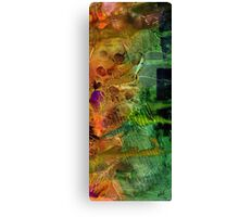 Summer Triptych II Canvas Print