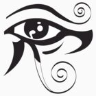 Eye of Horus by Ten Ton Tees