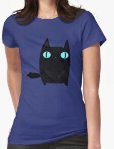 Fat Black Cat T-Shirt