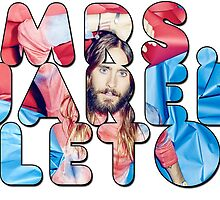 Mrs. Jared Leto by JessyGoesBad