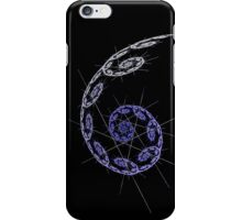 Curves and Swirls iPhone Case/Skin