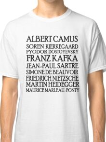 Existentialist Classic St Classic T-Shirt