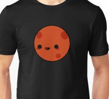 Cute mars and stars Unisex T-Shirt