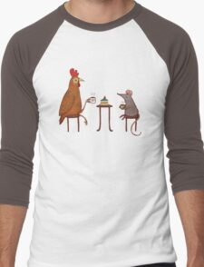 Tea Party Men's Baseball ¾ T-Shirt