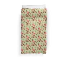 Nuts For You Duvet Cover