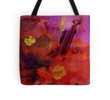 Purple Rain II Tote Bag
