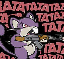 RATATATATATATATATAT FUNNY MOUSE RAT by MagicRoundabout