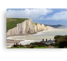 Seven Sisters  Canvas Print