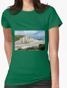 Seven Sisters  Womens Fitted T-Shirt