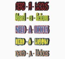 Nerdalicious by Lucmix