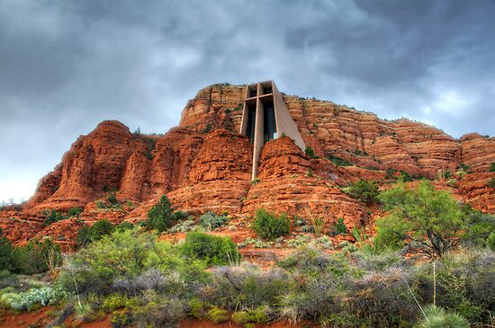 Chapel of the Holy Cross  by Saija  Lehtonen