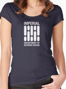 Imperial Design Women's Fitted Scoop T-Shirt