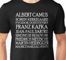 Existentialist Classic St2 Unisex T-Shirt