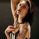 Fancy DeVille of The Gigarette Girls #1 by Terry J Cyr