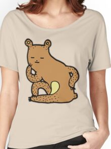 Thinking Bear Women's Relaxed Fit T-Shirt