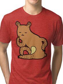 Thinking Bear Tri-blend T-Shirt