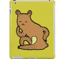 Thinking Bear iPad Case/Skin