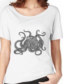 Octopus Women's Relaxed Fit T-Shirt