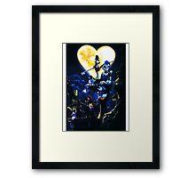 Kingdom Hearts Framed Print