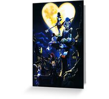 Kingdom Hearts Greeting Card