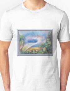 3745 Cloud Joy A3  T-Shirt