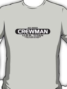 USS Titan T-Shirt