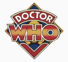 Doctor Who Logo. by Jarron