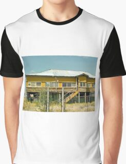 Abandoned Queenslander Graphic T-Shirt