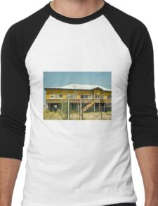 Abandoned Queenslander Men's Baseball ¾ T-Shirt