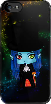 Chibi Dantes by artwaste