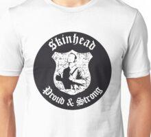 Skinhead Pride! Unisex T-Shirt