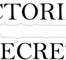 Vectorial's secret Sticker