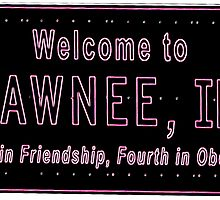 Pawnee Indiana by megsmillie