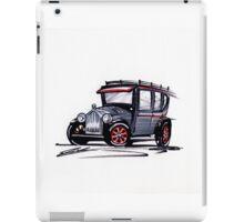 Prohibition A-Team iPad Case/Skin