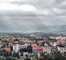 Panorama Niksic by DejanCG