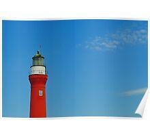 Mayport Lighthouse Poster