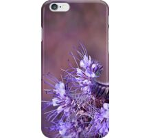 Purple Tips iPhone Case/Skin