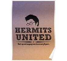 Hermits United Poster