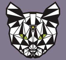 Crystal Cat Kids Tee