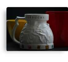 The Starbuck World Cup Canvas Print